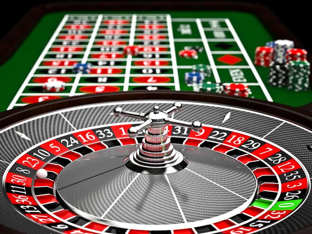 Roulette spillerene