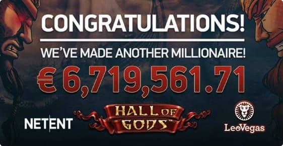 Spiller vandt millioner-63239
