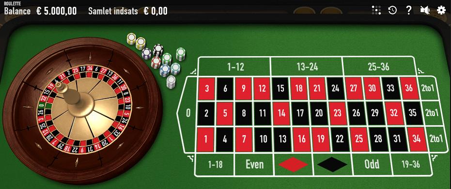 Casino barn