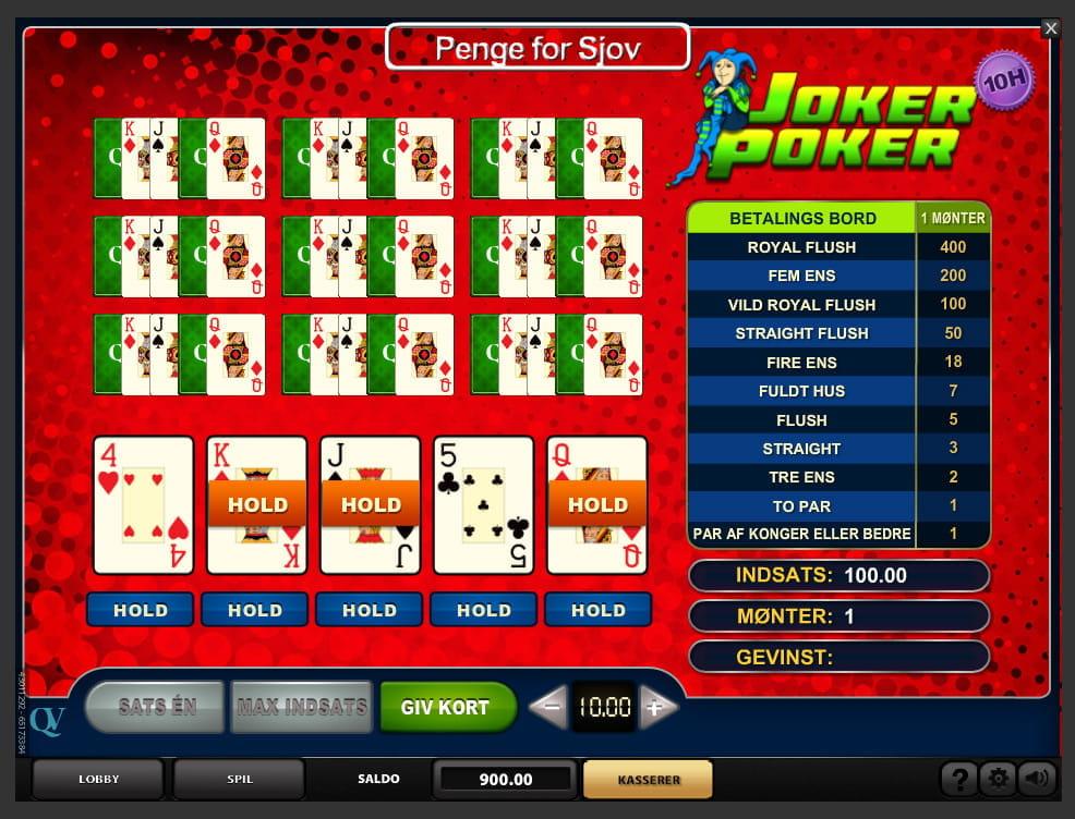 Faktisk chance spil-262390