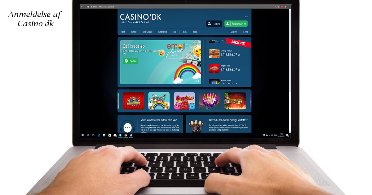 Anmeldelse spillemaskinen gæst-706520