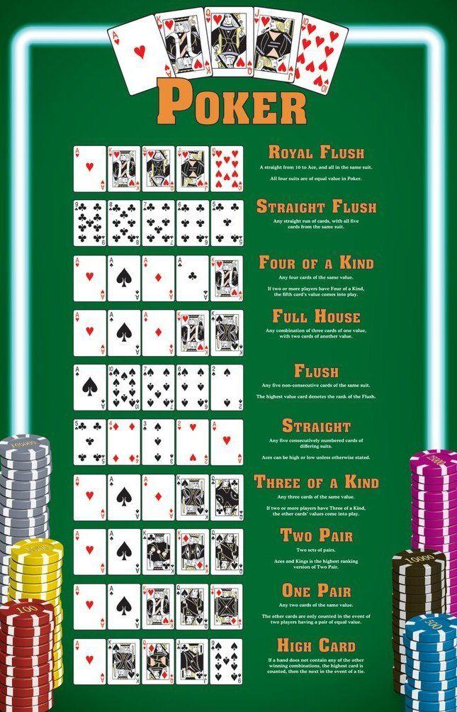Bluffe Poker Olsen