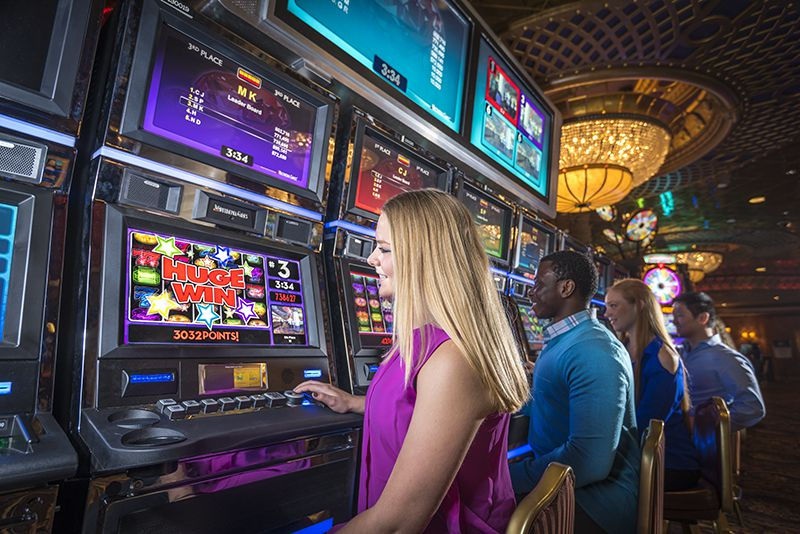 Casino optjenes