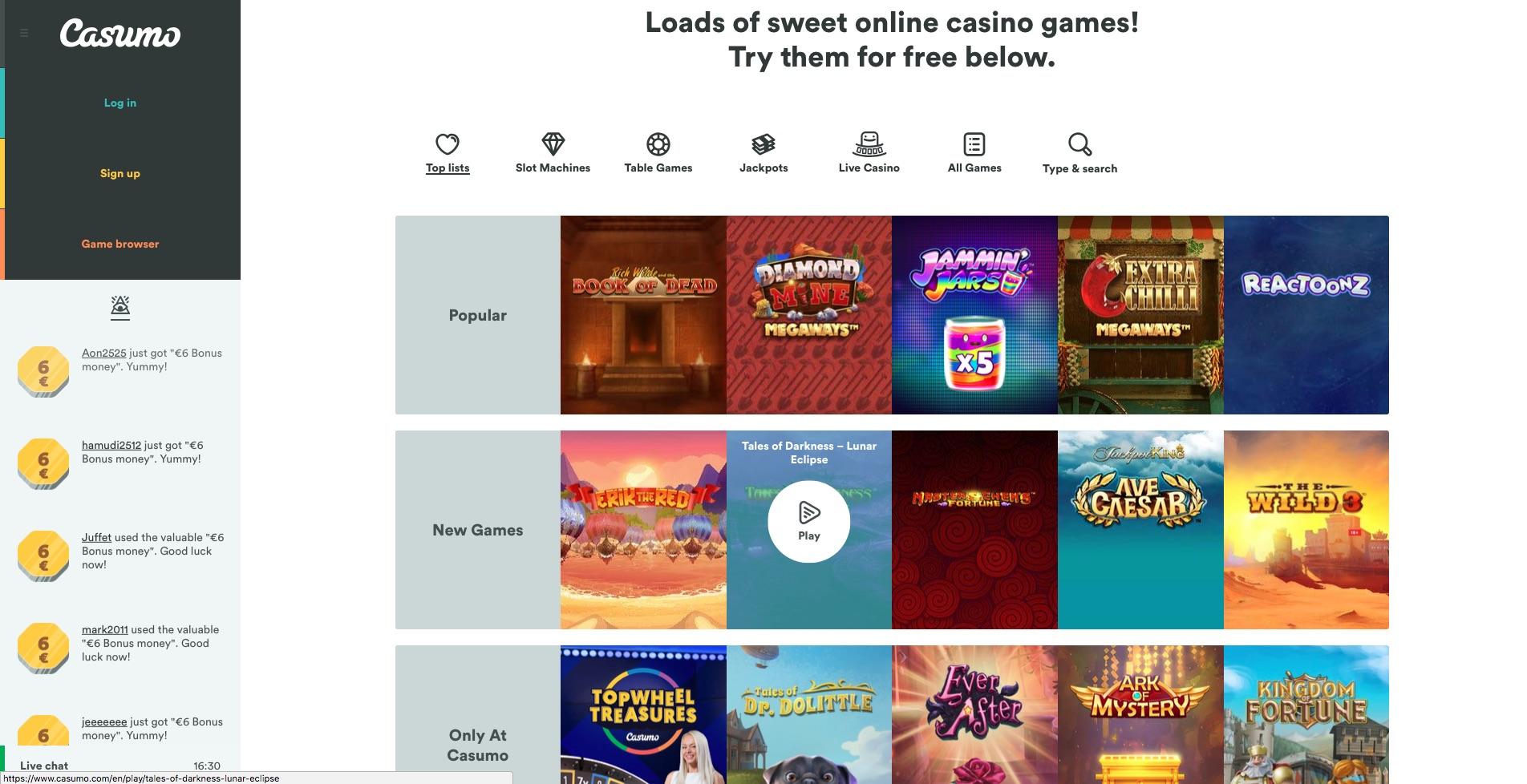 Nyåbnet casino horoskoper-220312