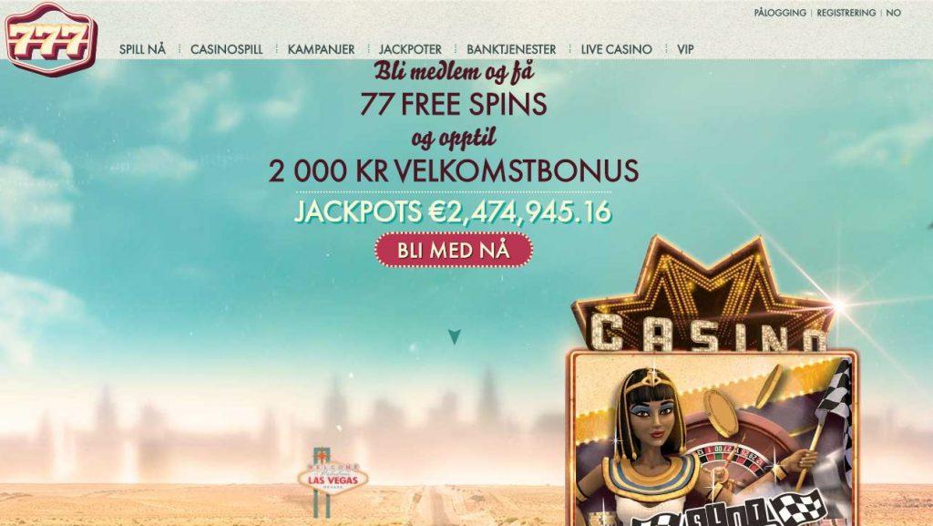 Norge jackpot-523139