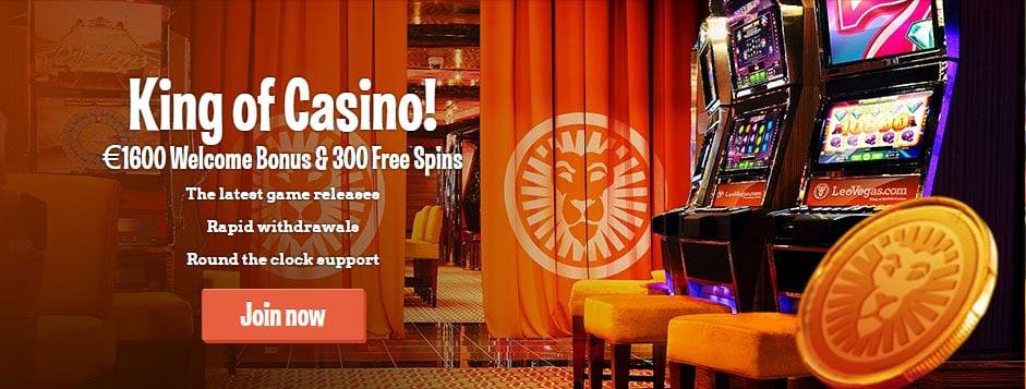 Nyåbnet casino Aladdin